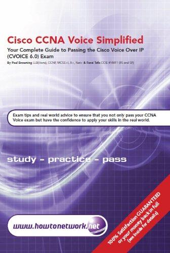 9780955781551: Cisco CCNA Voice Simplified