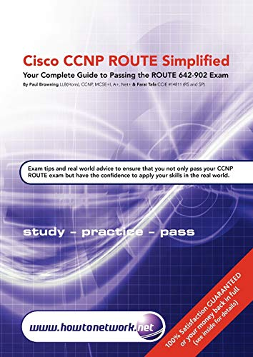 9780955781575: Cisco CCNP Route Simplified