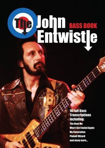9780955798139: The John Entwistle Bass Book