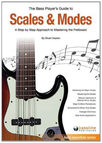 9780955798184: The Bass Player's Guide to Scales & Modes