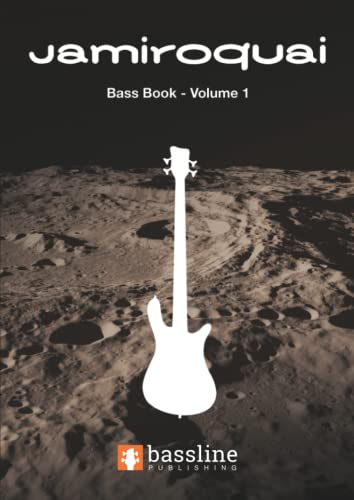 9780955798191: The Jamiroquai Bass Book