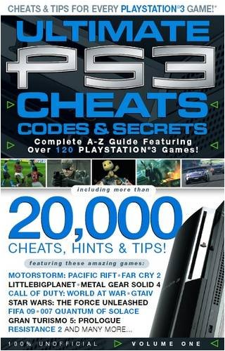 9780955809057: Ultimate PS3 Cheats and Guides - Includes Bonus LitttleBigPlanet Guide: v. 1: Featuring