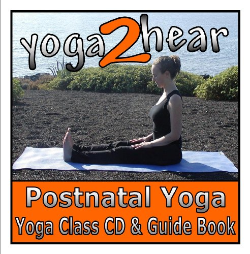 Post Natal Yoga - Instructional Yoga Class CD: Sue Fuller