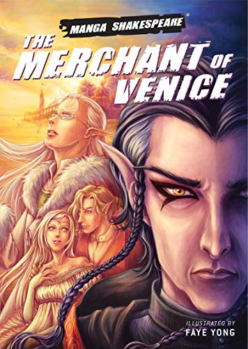 9780955816918: The Merchant of Venice (Manga Shakespeare)