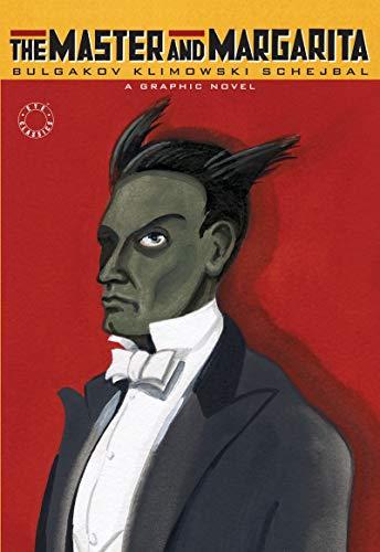 Master and Margarita: A Graphic Novel (Eye Classics): Bulgakov, Mikhail