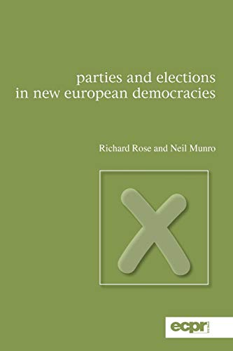 9780955820328: Parties and Elections in New European Democracies