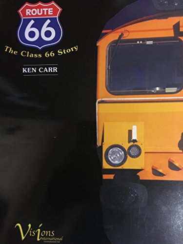 9780955826405: Route 66: The Class 66 Story