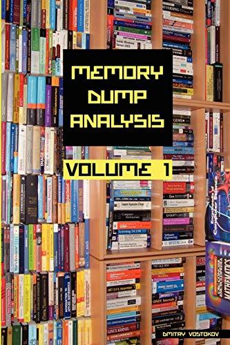 9780955832802: Memory Dump Analysis Anthology, Vol. 1