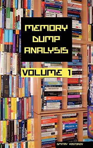 9780955832819: Memory Dump Analysis Anthology, Vol. 1
