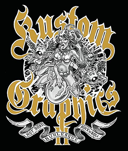 9780955833618: Kustom Graphics 2: Hot Rods, Burlesque and Rock 'n' Roll