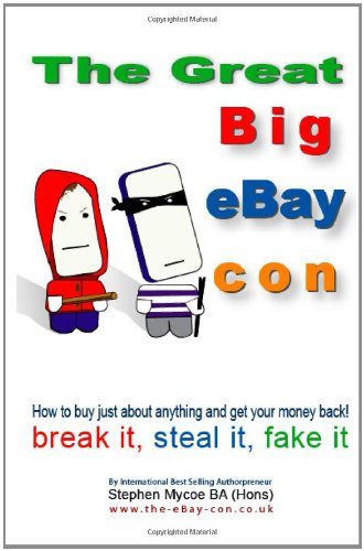 9780955853302: The Great Big EBay Con