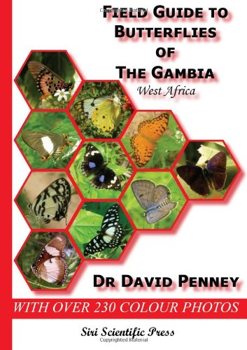 9780955863622: Field Guide to Butterflies of the Gambia, West Africa