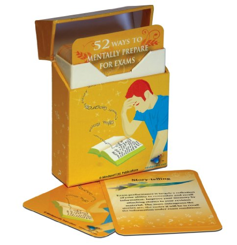 9780955876011: 52 Ways to Mentally Prepare for Exams (52 Ways To...)