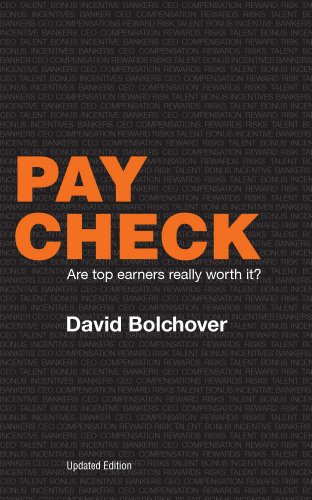 9780955877148: Pay Check: Are Top Earners Really Worth It? (Updated Edition)