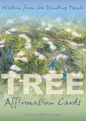 9780955877803: Tree Affirmation Cards: Wisdom from the Standing People