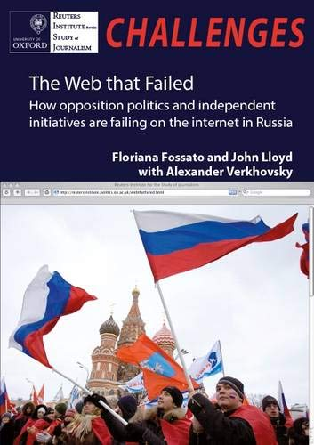 9780955888915: Web That Failed, The: How Opposition Politics and Independent Initiatives are Failing on the Internet in Russia