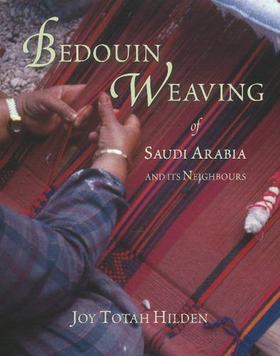 9780955889486: Bedouin Weaving of Saudi Arabia and Its Neighbours