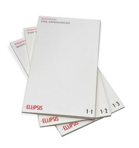 9780955889653: Ellipsis 1: