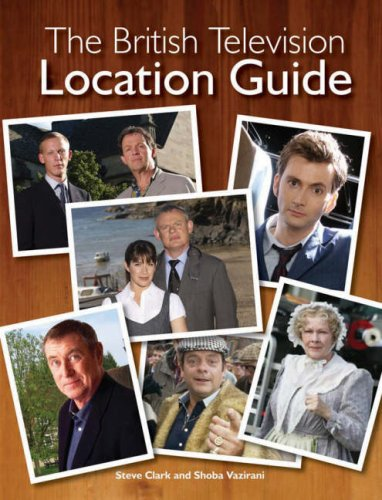 9780955891601: The British Television Location Guide
