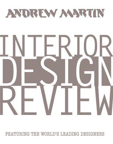 9780955893810: Andrew Martin Interior Design Review: Featuring the World's Leading Designers: 13
