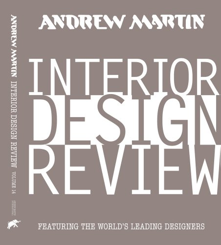 9780955893827: Andrew Martin Interior Design Review, Volume 14