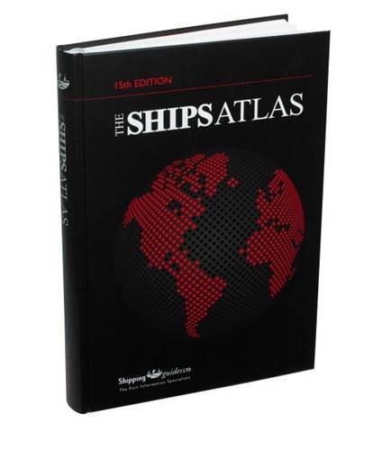 9780955913846: The Ships Atlas