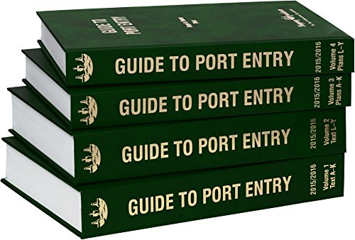 9780955913853: Guide to Port Entry 2015/2016