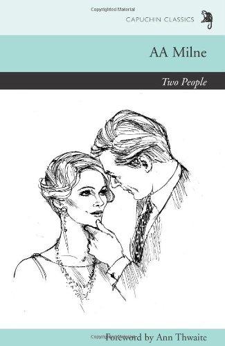 9780955915697: Two People (Capuchin Classics)