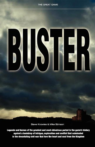 9780955920509: Buster (The Great Game)