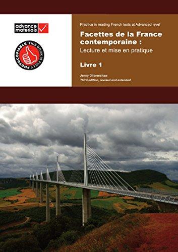 9780955926532: Facettes de la France contemporaine Level 1 Practice Book: Lecture et mise en pratique (Ib Diploma) (French Edition)