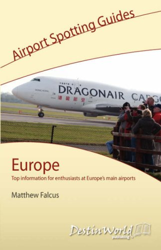 9780955928109: Airport Spotting Guide Europe