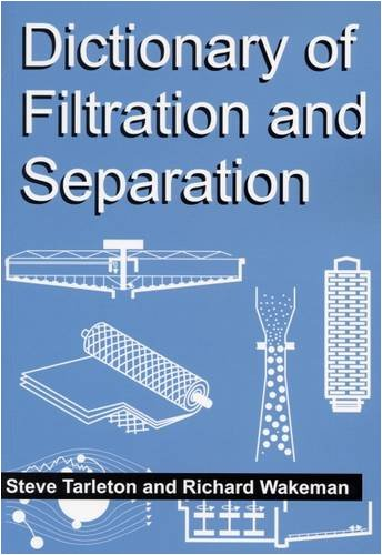 9780955934605: Dictionary of Filtration and Separation