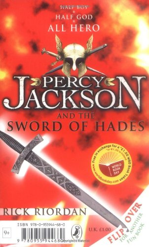 9780955944680: Percy Jackson and the Sword of Hades/Horrible Histories: Groovy Greeks: World Book Day