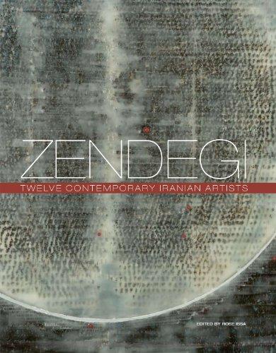 9780955951589: Zendegi: Twelve Contemporary Iranian Artists