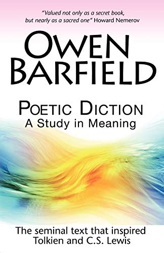 9780955958243: Poetic Diction: A Study in Meaning