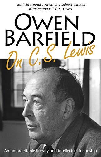 9780955958298: Owen Barfield on C.S. Lewis
