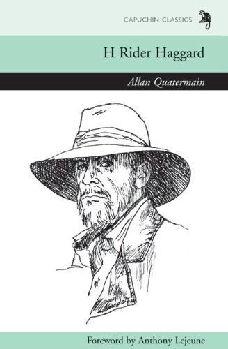 9780955960284: Allan Quatermain (Capuchin Classics)