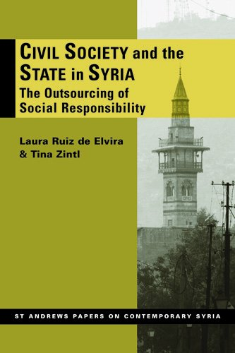 9780955968792: Civil Society and the State of Syria: The Outsourcing of Social Responsibility