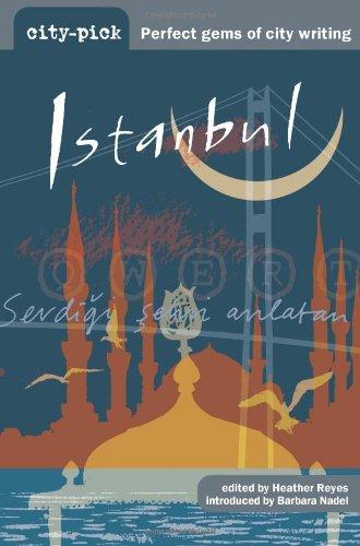9780955970092: City-pick Istanbul (City-Pick Series)