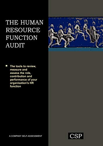 9780955970771: The Human Resource Function Audit