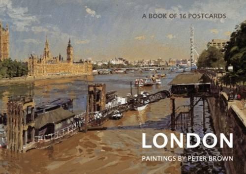 9780955972768: London: Paintings by Peter Brown