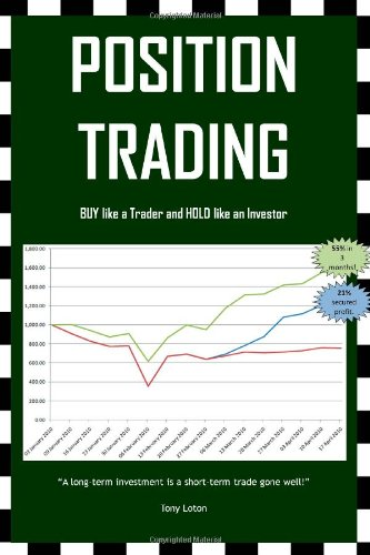9780955989322: Position Trading: BUY like a Trader and HOLD like an Investor (USA Edition)