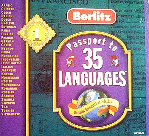 9780955995446: Passport to 35 Languages CD-Rom