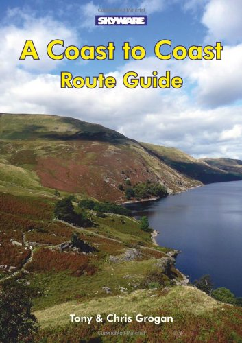 9780955998782: A Coast to Coast Route Guide