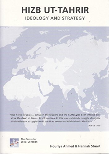 9780956001344: HIZB UT-TAHRIR: IDEOLOGY AND STRATEGY