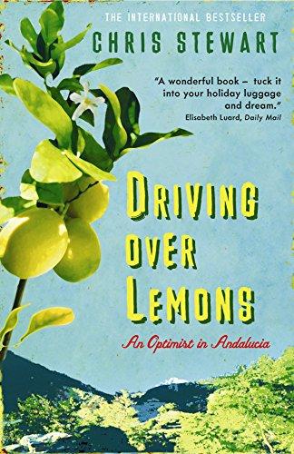 9780956003805: Driving Over Lemons (Lemons Trilogy)