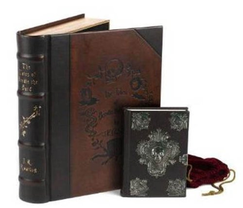 The Tales of Beedle the Bard, Collector's Edition (Offered Exclusively by Amazon): Rowling, J....