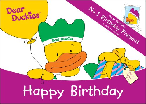 9780956017116: Happy Birthday (Dear Duckies)