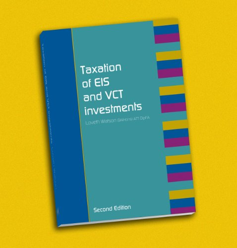 9780956019554: Taxation of EIS and VCT Investments