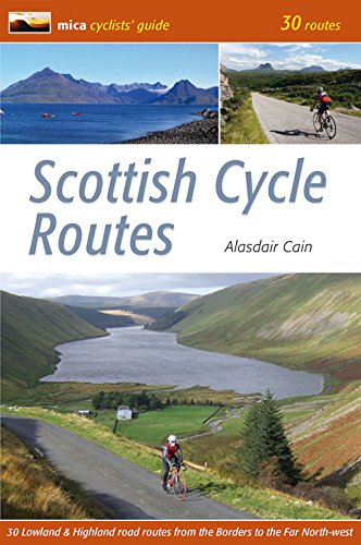 9780956036773: Scottish Cycle Routes: 30 Lowland & Highland Road Routes